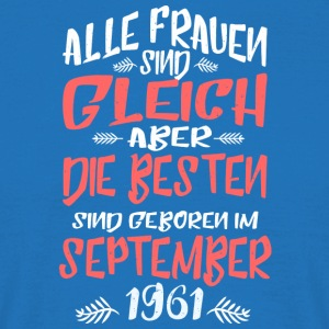 September 1961 - Männer T-Shirt