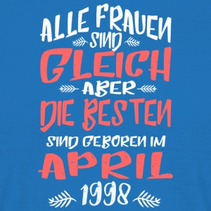 April 1998 - Männer T-Shirt