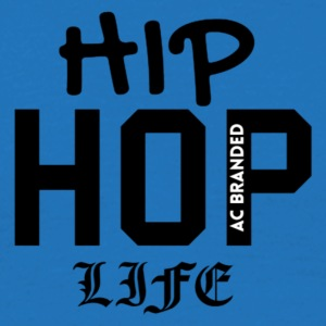 Hip Hop Life AC BRANDED - Men's T-Shirt