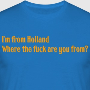 Holland - Men's T-Shirt