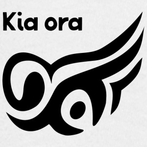 New Zealand Kia Ora - Men's T-Shirt