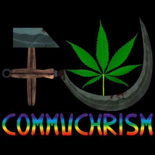 COMMUCHRISM - Men's T-Shirt
