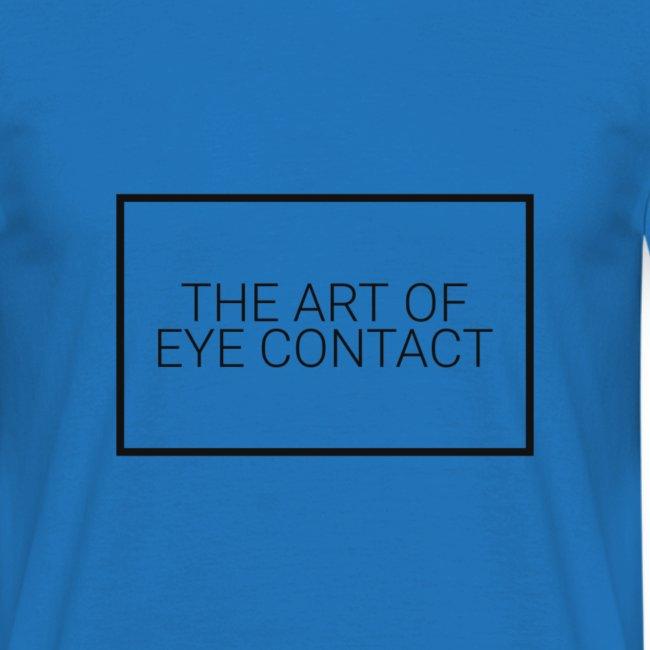 Lottie Tomlinson 'the art of eye contact'