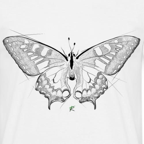 Butterfly - Maglietta da uomo