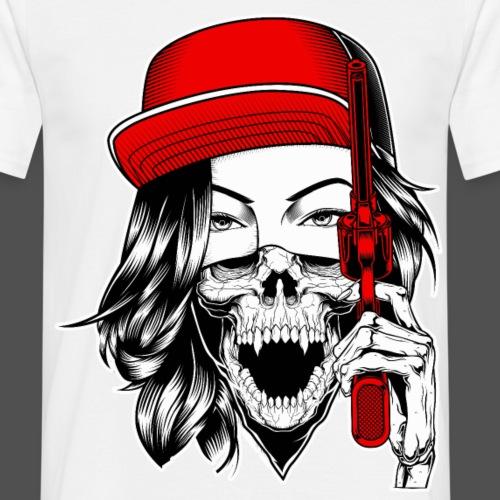 Mafia Girl - Männer T-Shirt