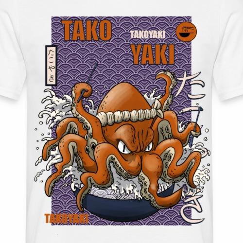 TAKOYAKI - T-shirt Homme