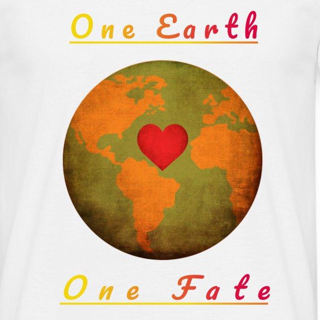 One Earth One Fate