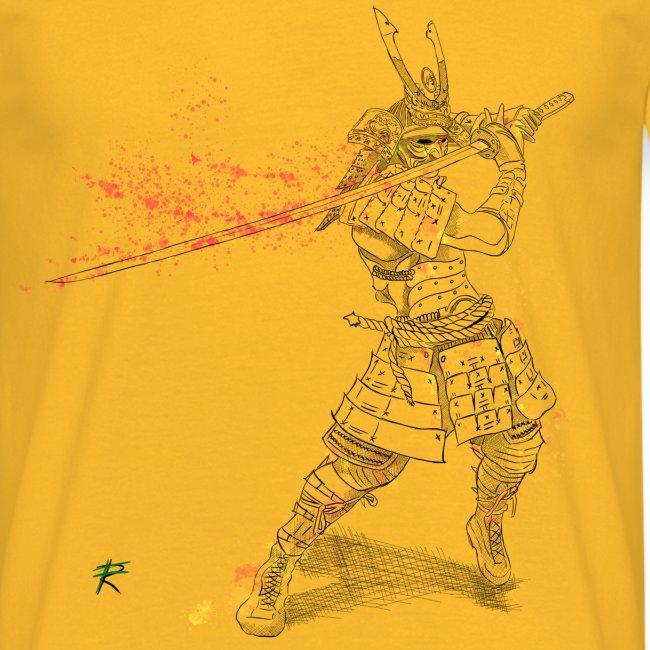 Samurai color