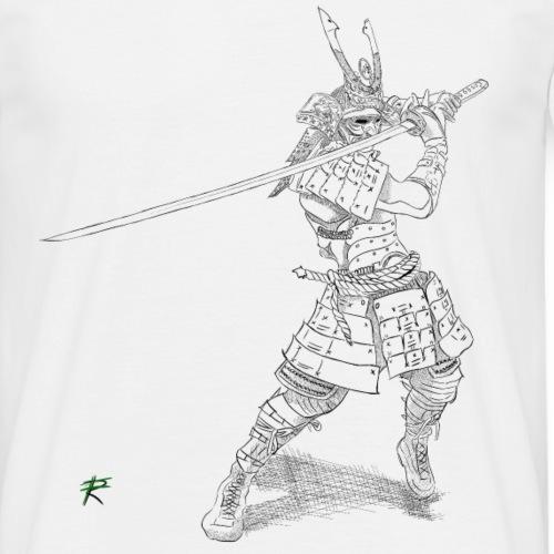 Samurai - Maglietta da uomo