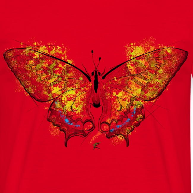 Butterfly color