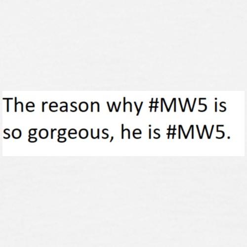 #MW5 - Männer T-Shirt