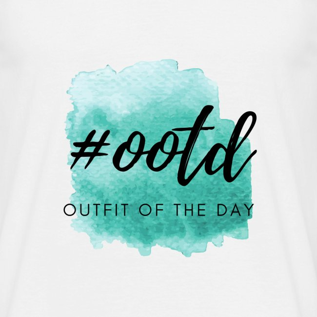 Hasthag #ootd Outfit of the Day Instagram