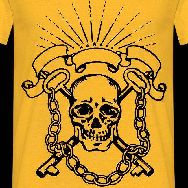 Skull and Keys