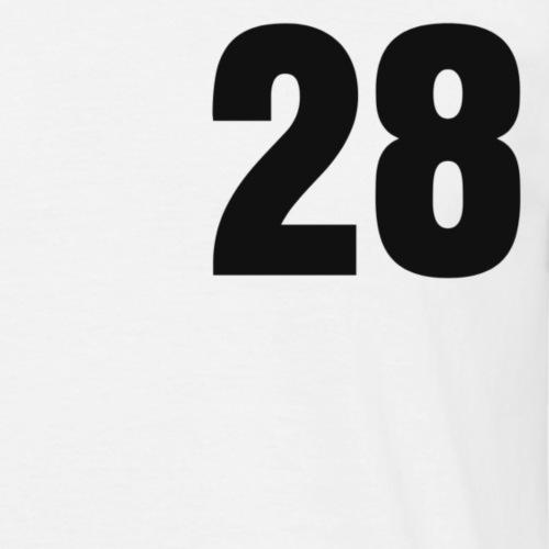 Louis 28 Tattoo - Men's T-Shirt
