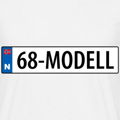 68-modell kjennemerke