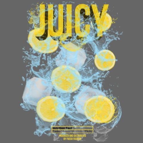 Juicy Lemon - Männer T-Shirt