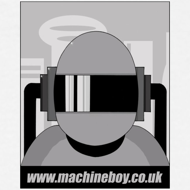Machine Boy - Action Figures