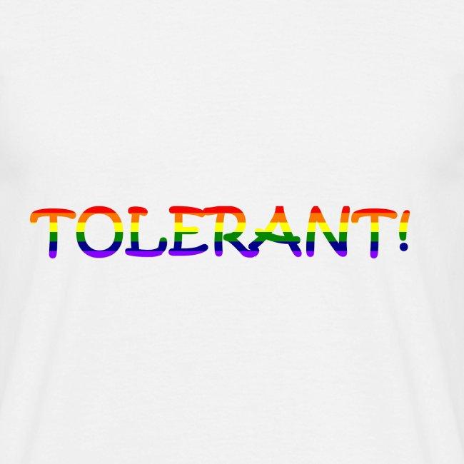 Tolerant Rainbow #1