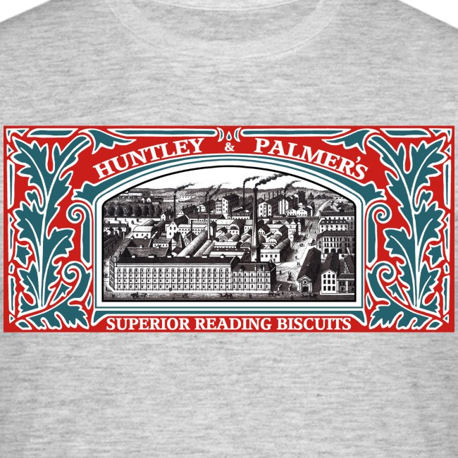 Huntley & Palmers Superior Reading Biscuit Factory