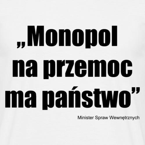 Monopol - Koszulka męska