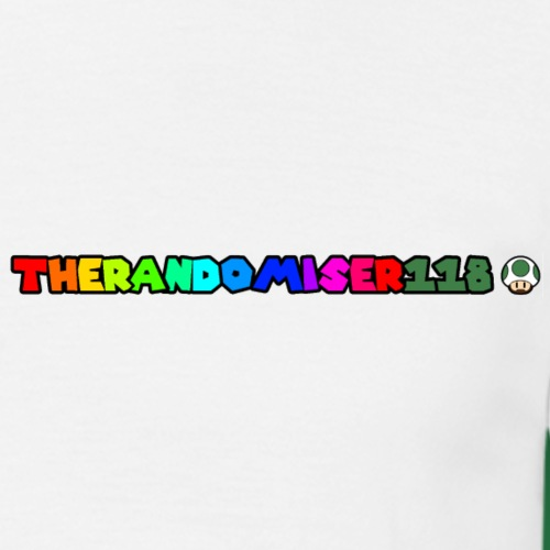 TheRandomiser118 Merch - Men's T-Shirt