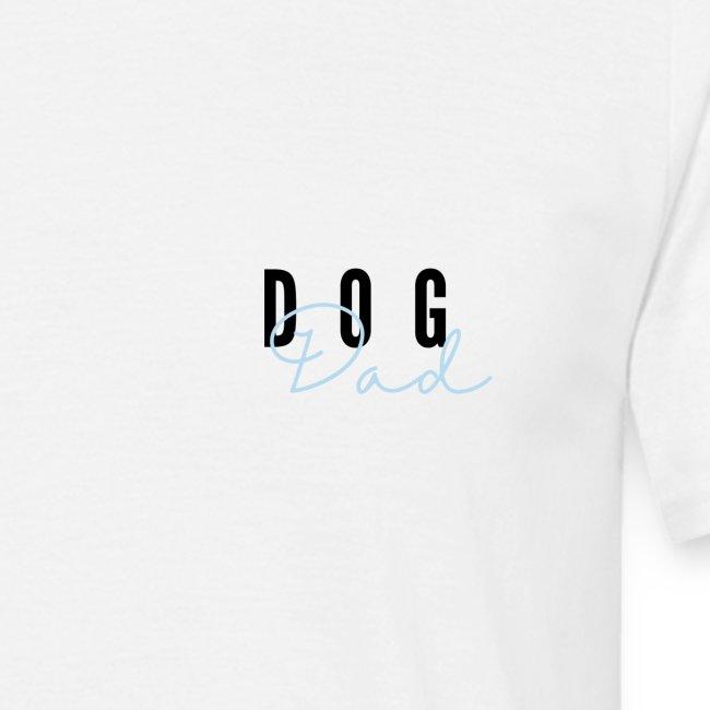 Dog Dad Blue