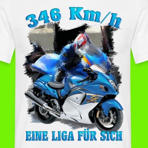 Haya - Männer T-Shirt