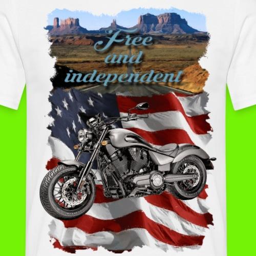 independent - Männer T-Shirt
