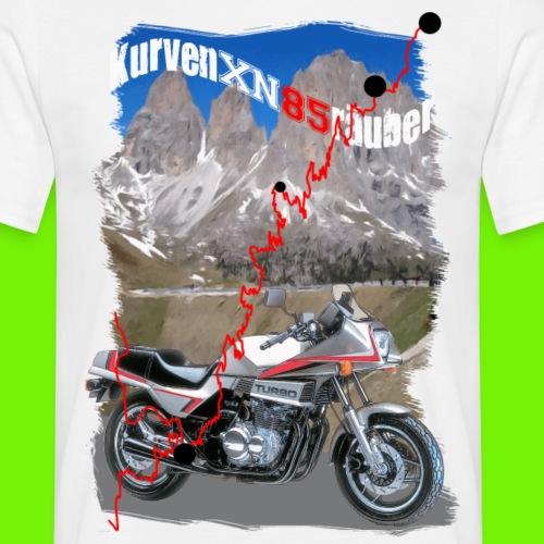 Kurvenräuber - Männer T-Shirt