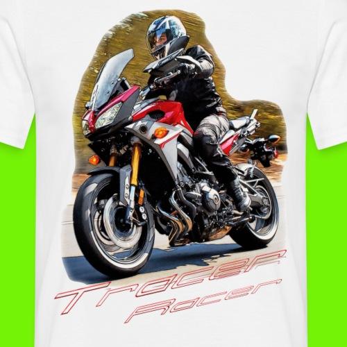 Tracer Racer - Männer T-Shirt