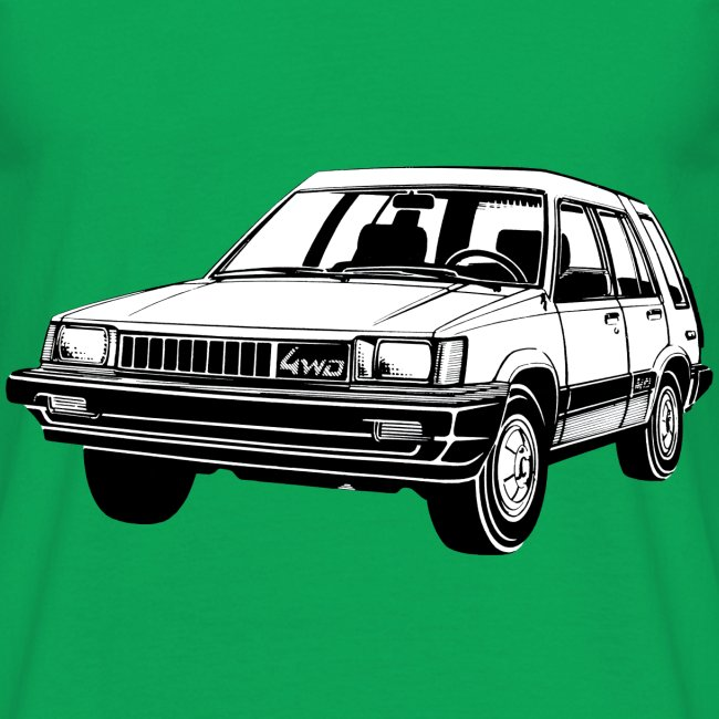 Tercel 4WD illustration - Autonaut.com
