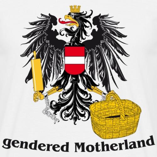 genderd motherland - Männer T-Shirt