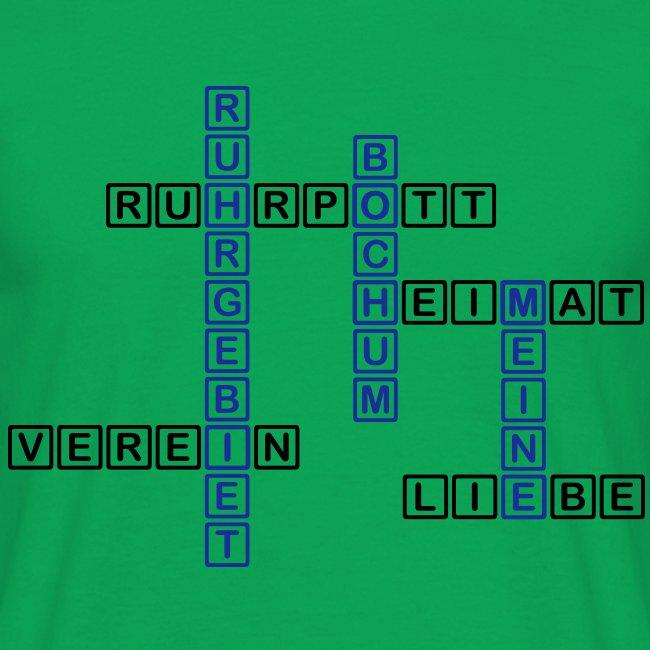 Ruhrpott - Bochum - Heimat - Liebe - Verein