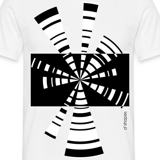 Radio White - Woman V T-shirt