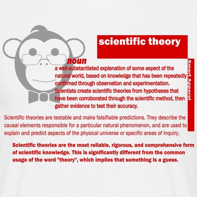 Scientific Theory SA