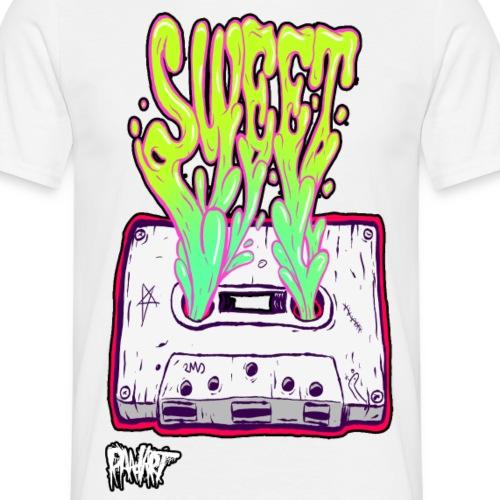 Compact Cassette - T-shirt herr