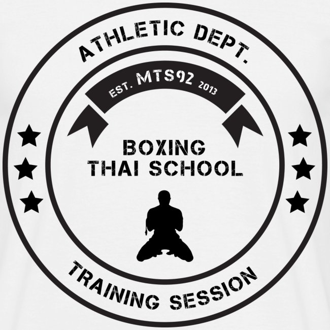 MTS92 BOXING THAI SCHOOL ROND
