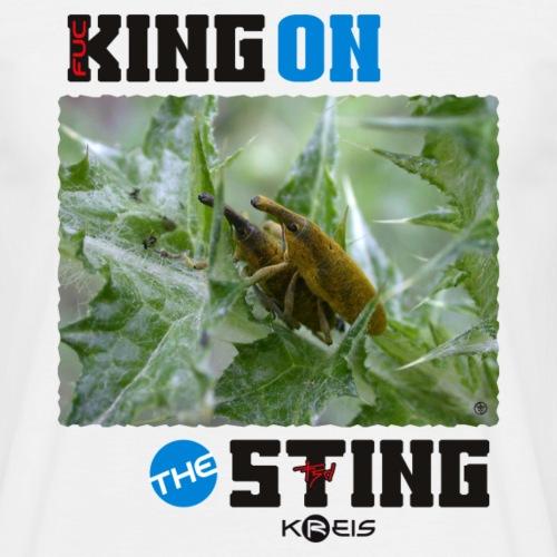 Fuc-king On The Sting _ byTed - Maglietta da uomo