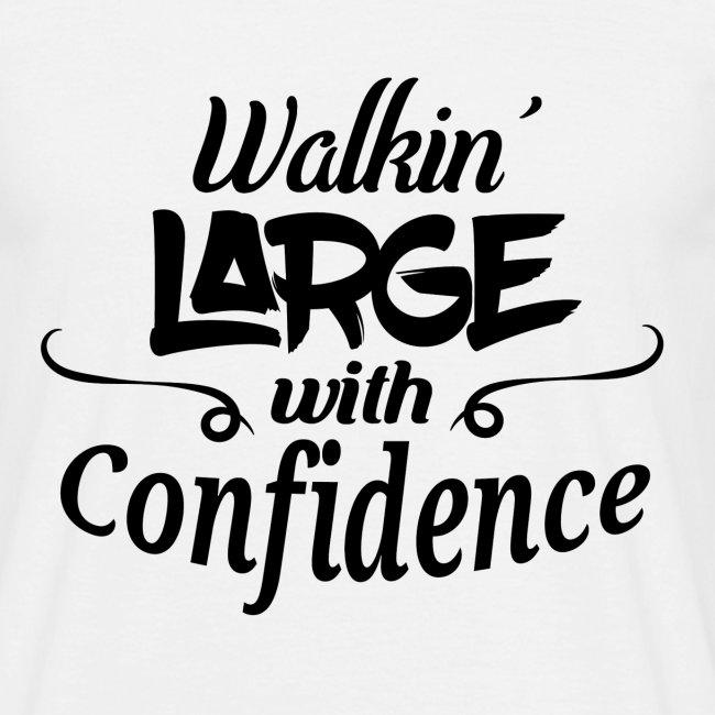 Walkin' Large Black