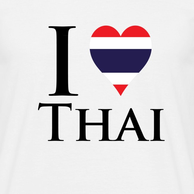 I Love Thai W png