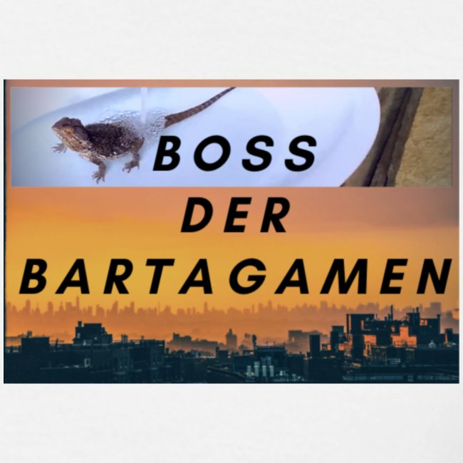 Boss der Bartagamen Brust Design + Accesoires