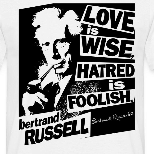 Bertrand Russell Love