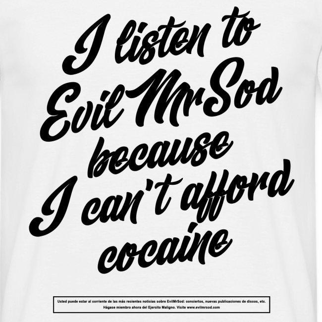 I listen to EvilMrSod b