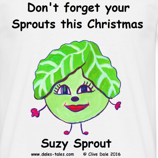 Copyright Suzy Sprout xms