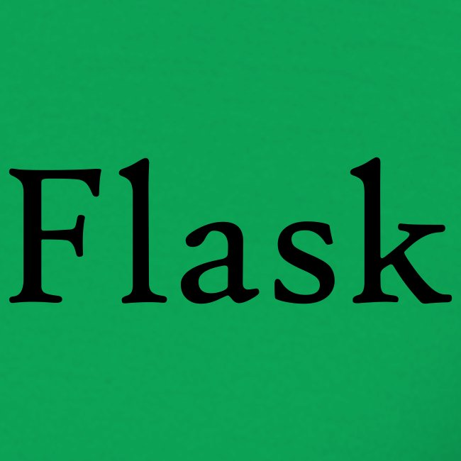 Flask Word