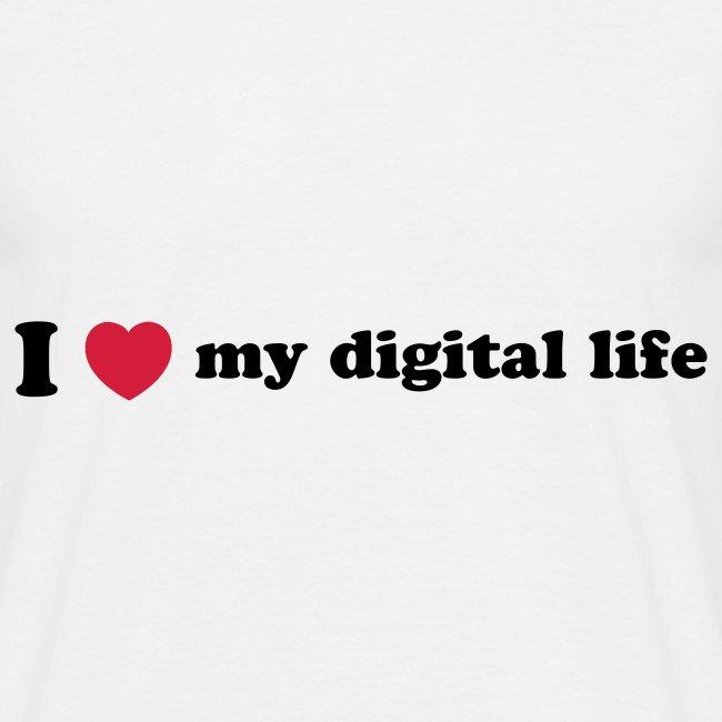 I love my digital life