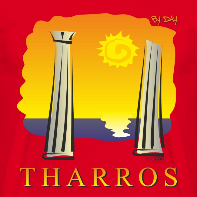 Tharros by Day png