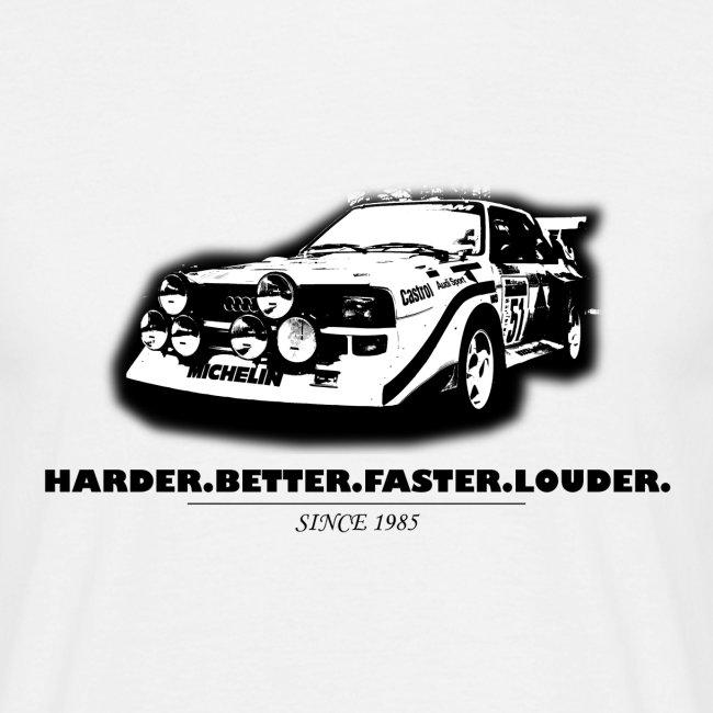 Sport Quattro since 1985
