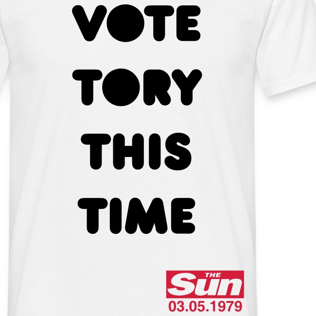 Vote Tory This Time B