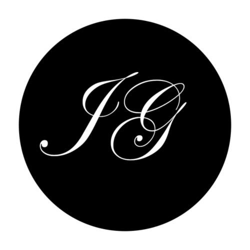 JG Logo Basic - Männer T-Shirt